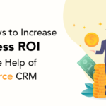 Top Ways to Increase Business ROI With the Help of Salesforce CRM