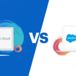 What is the Key Difference between Sales Cloud vs. Service Cloud?