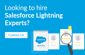 Looking to Hire Salesforce Lightning Experts
