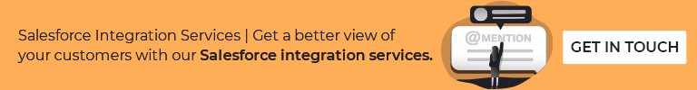 Salesforce integration services get a better view of your customers with our Salesforce Integration services Get in touch