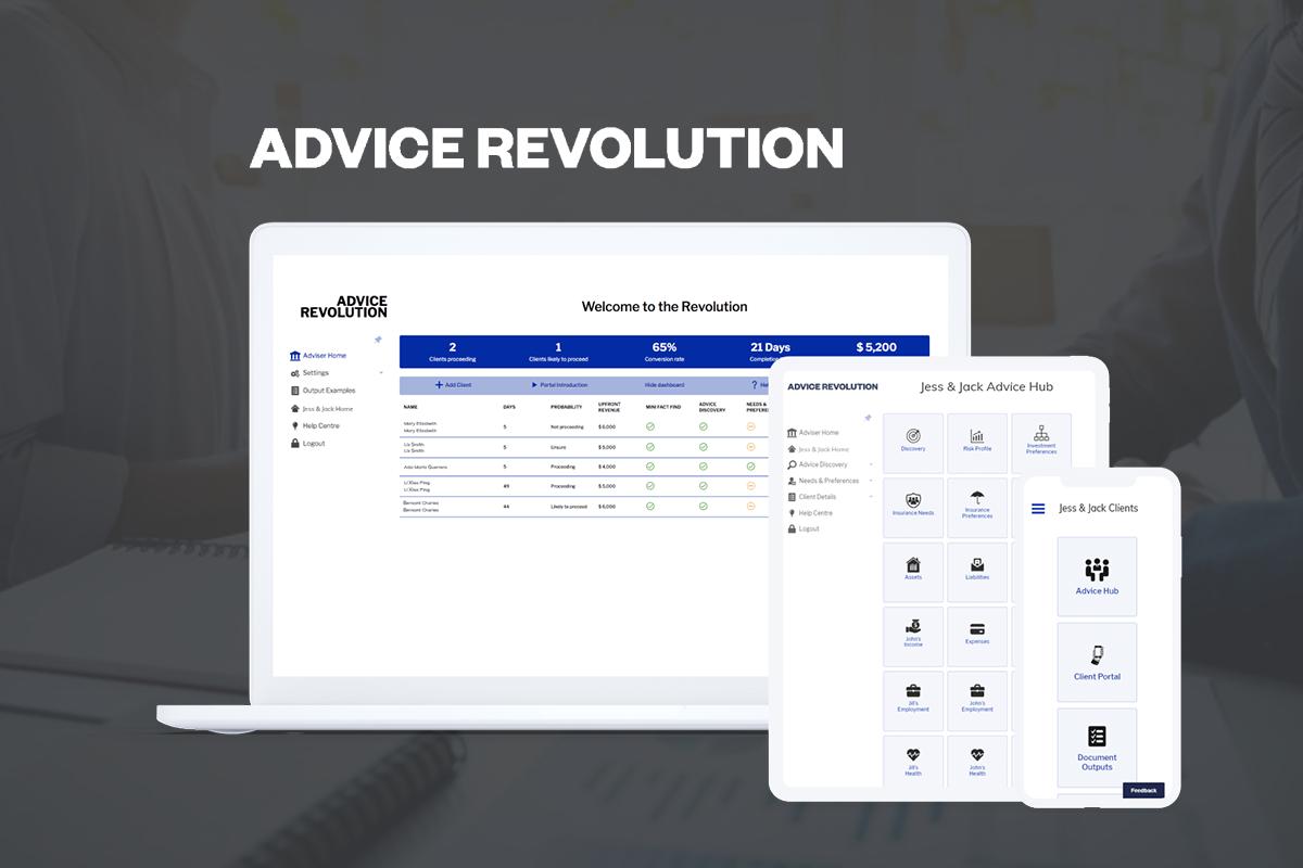 Advice Revolution - A Financial Advisers